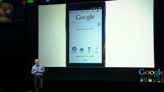 Google leading the way for mobile web viewing