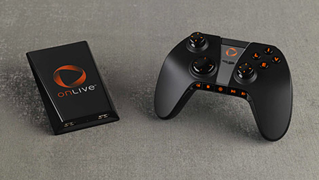 OnLive shows the future of gaming, web browsing on Android