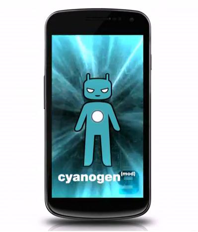 CyanogenMod Updates CM9 Boot Animation with their New Mascot, Cid