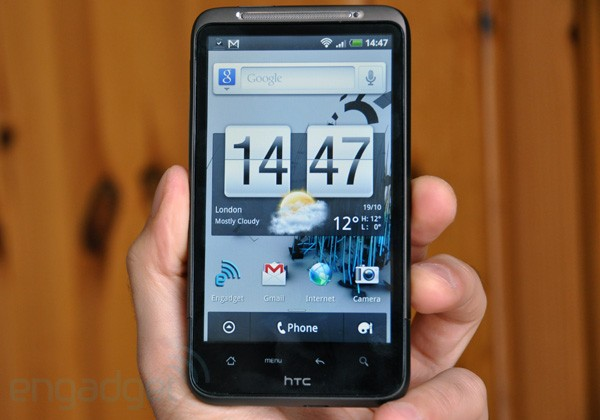 According to HTC the Desire HD will still receive ICS