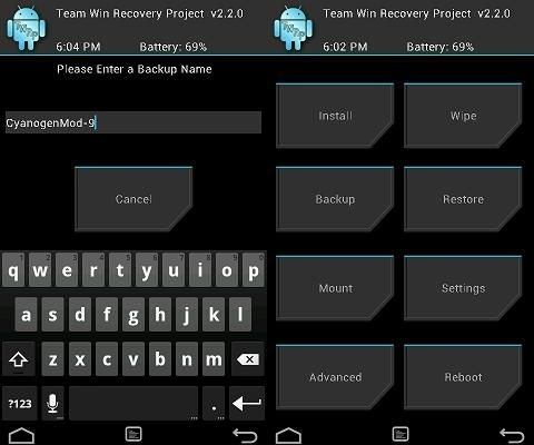 Watch Out ClockworkMod, Team Win Recovery Outs Major Update (Version 2.2)