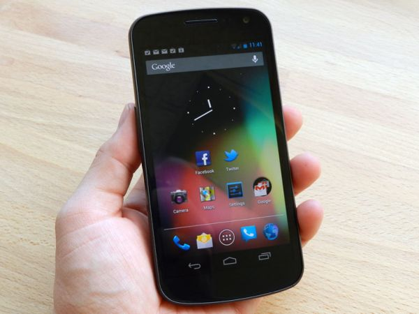 Galaxy Nexus once again being shipped by Google