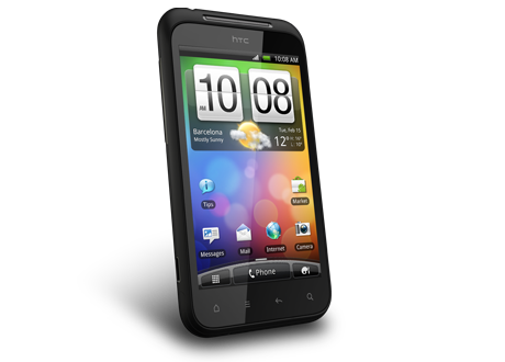 Android 4.0.4 available on the HTC Incredible S