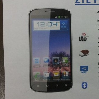 "ZTE ""Advanced Gaming Smartphone"" Leaked [Outed as ZTE Flash]"