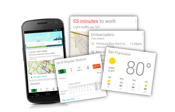 In Case You Missed It: Google Now got Updated