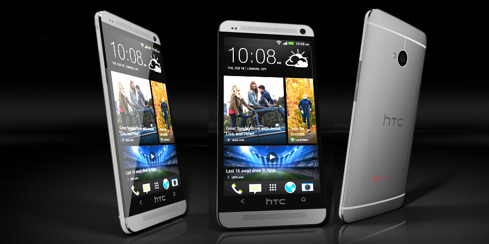 HTC One Officially Coming to North America Before the End of April