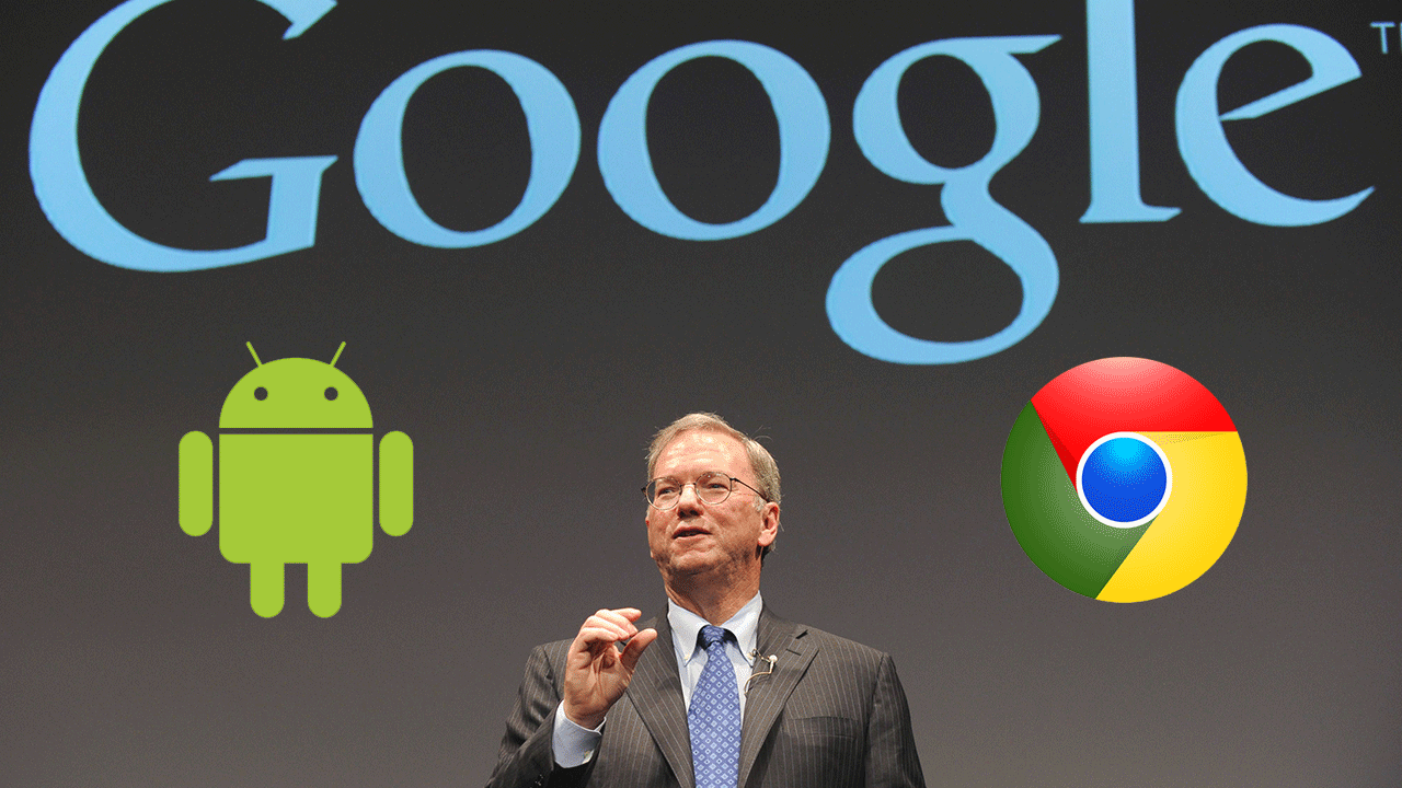 Android and Chrome might Overlap but Never Combine – Eric Schmit