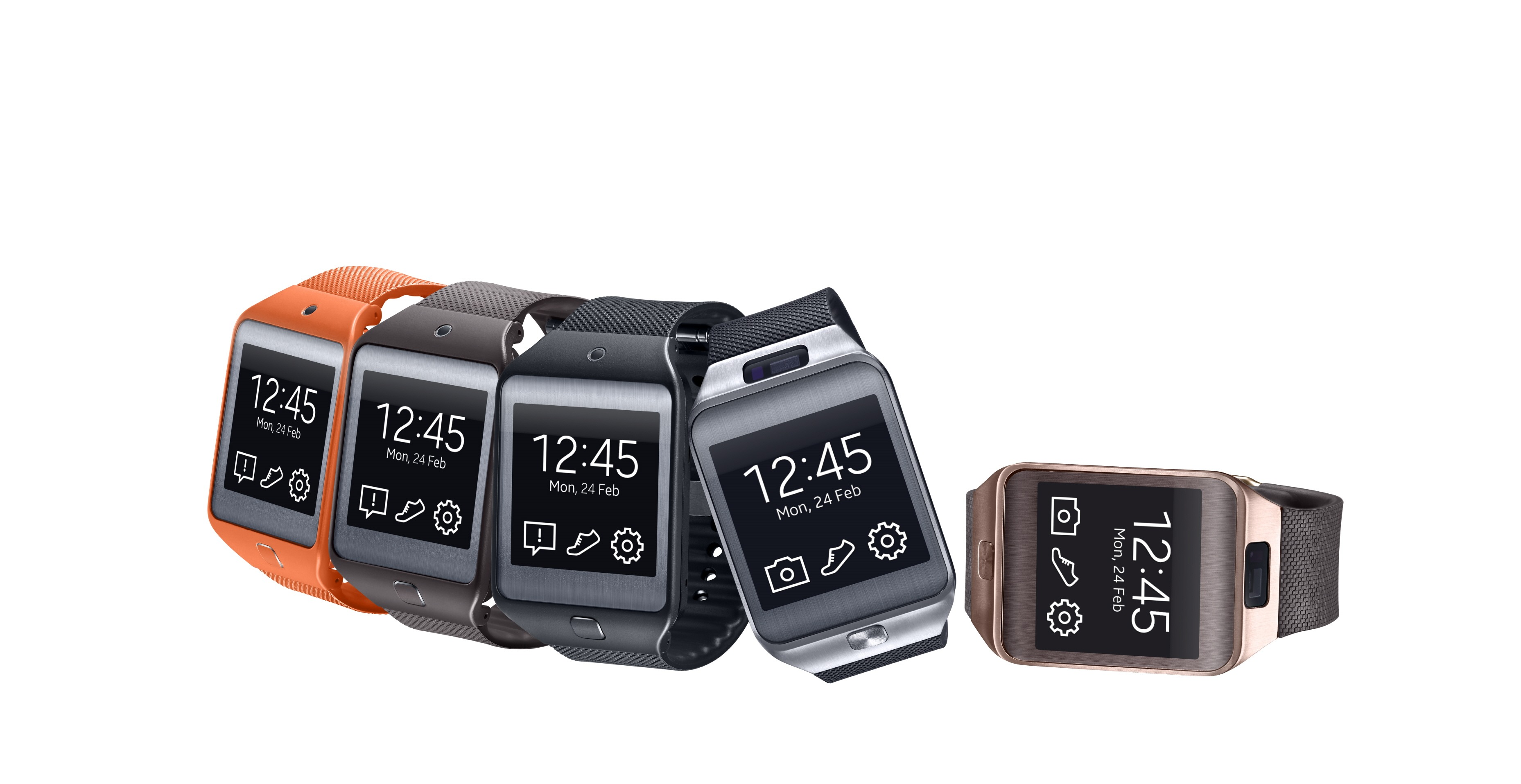 Samsung Gear 2 and Gear 2 Neo Announced – Running Tizen Instead of Android