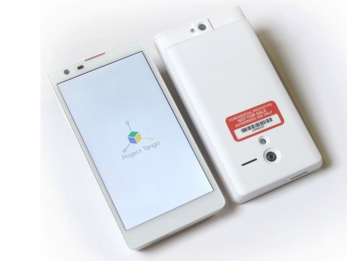Project Tango Expanding to Tablets for Developers