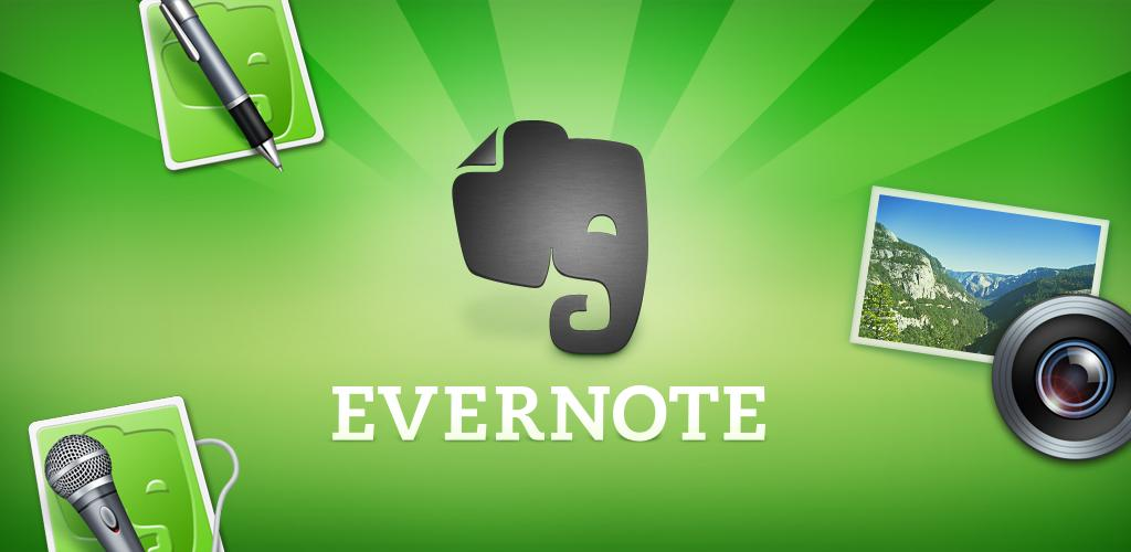 Evernote Receives a Big Update to Version 5.8