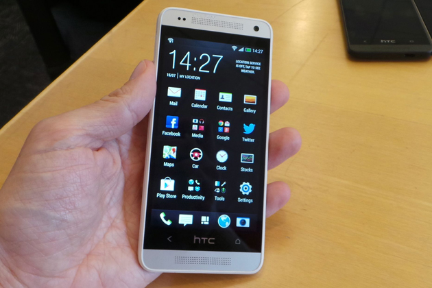 AT&T's HTC One Mini Android 4.4 KitKat Update Rolling Out