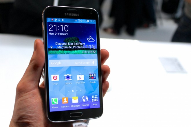 New Galaxy S5 Ad is Packed with Features
