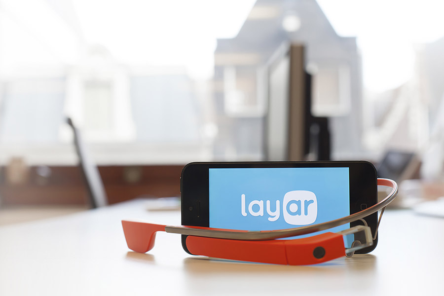 Augmented Reality is Coming to Google Glass Through Layar