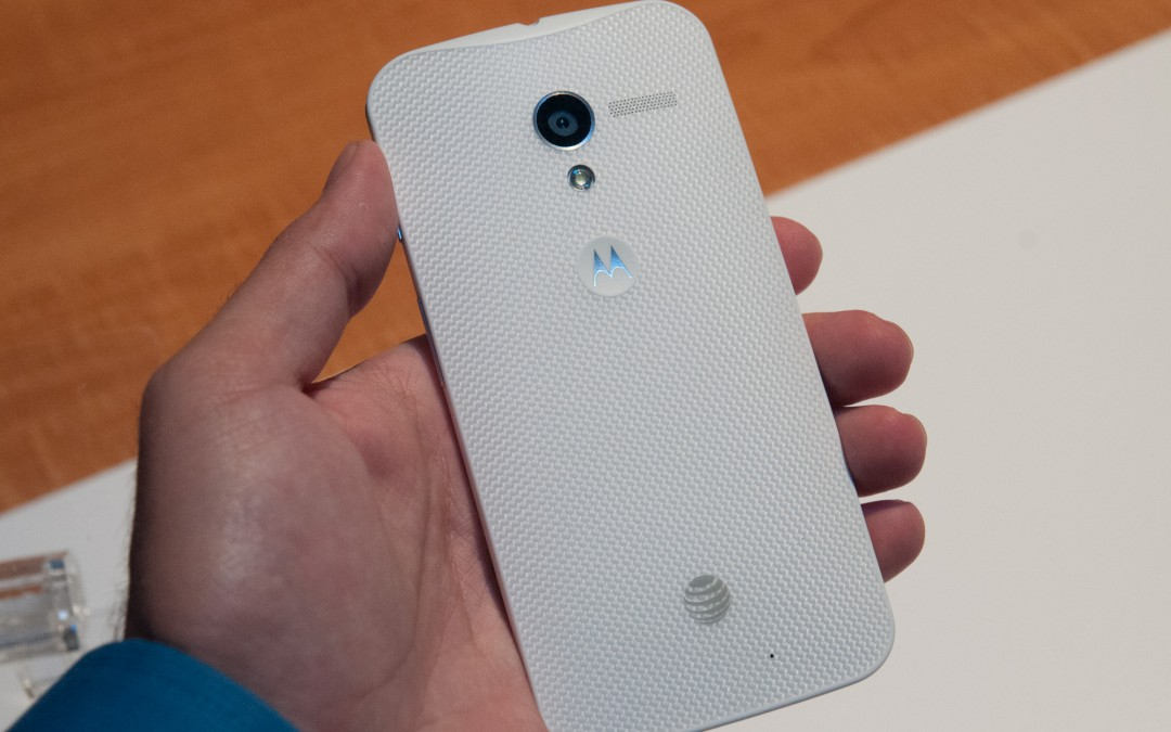 AT&T Next in Line for Moto X Android 4.4.2 Soak Test