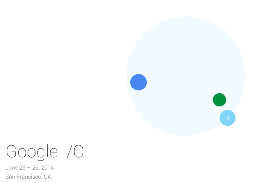 Google I/O Registration Opens Tomorrow [Update: Registration Dates Changed]