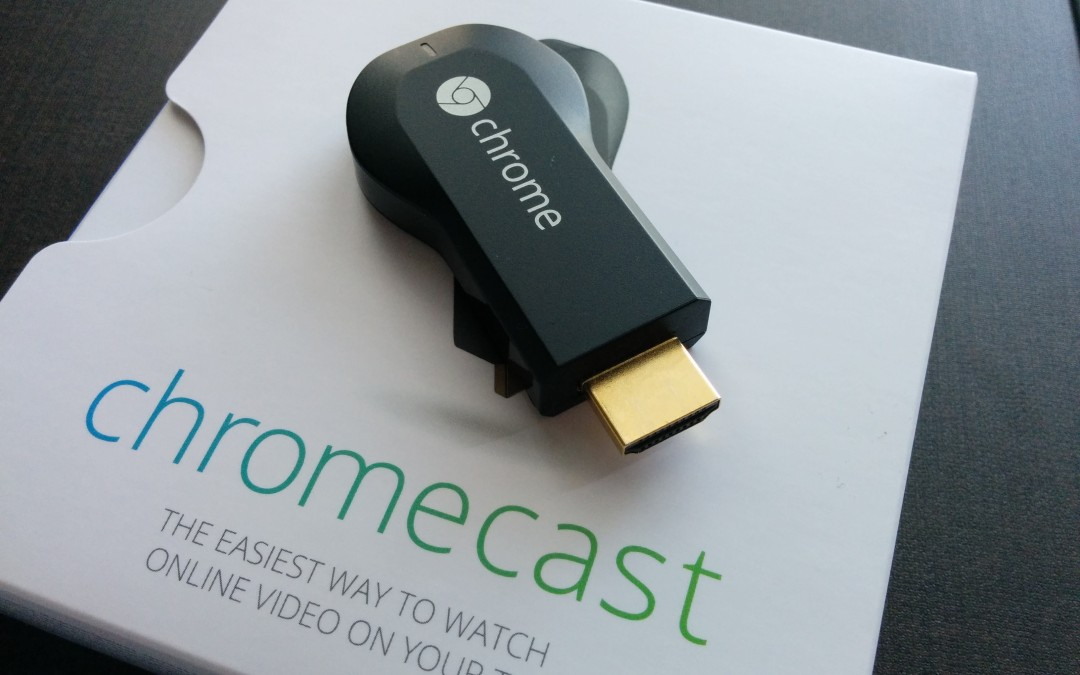 Chromecast Update Incoming