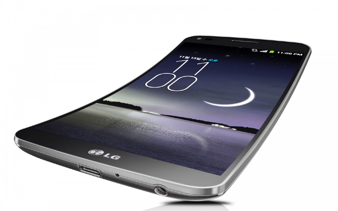 LG G Flex Now Available on Rogers