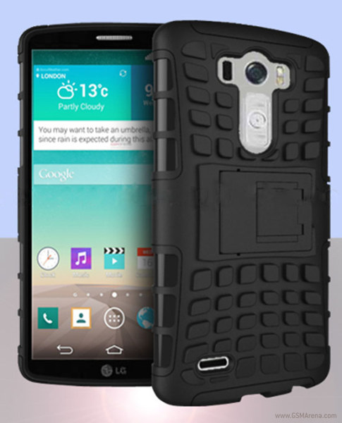 Leaked Images Show The LG G3 In A Rugged Case