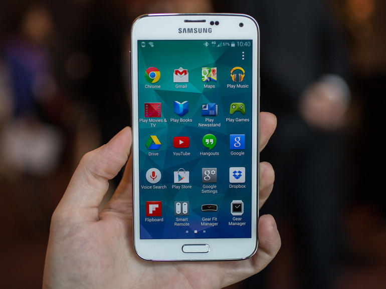 T-Mobile Galaxy S5 Receiving Small Software Update